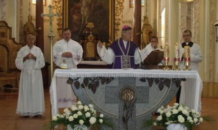 Requiem mass in Mukachevo for the victims of the plane crash