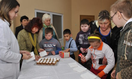 Saint Teres' Rehabilitation Home Renewed in Vynohradiv