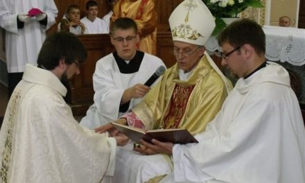 Ordination à Munkács