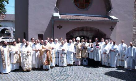 Priesterweihe in Mukatschewo