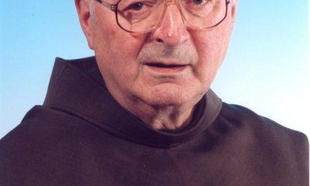 P. Albert Nádor OFM ist am 30. September 2016 am Nachmittag gestorben