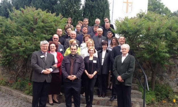 Rencontre œcuménique: Slovaquie – Ukraine