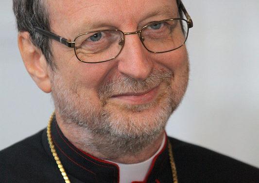 Claudio Gugerotti – nouveau nonce apostolique de l' Ukraine
