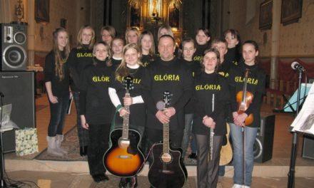 A Glória técsői énekegyüttes Beregszászban