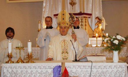 Megáldották Terebesfehérpatak Szent Pio atya templomát