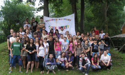 II. Kárpátaljai Katolikus Ifjúsági Nagytábor