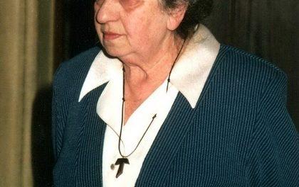 Elhunyt Dr. Magyari Erzsébet