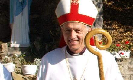 Majnek Antal püspök 60 éves
