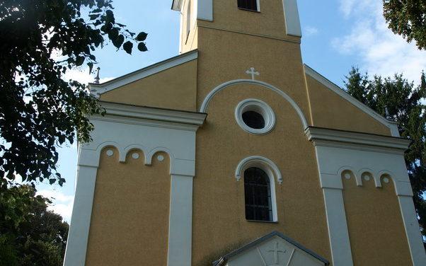 Munkács-Palánka. Jézus Szíve templom