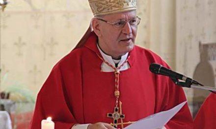 Kárpátaljára látogatott Erdő Péter bíboros