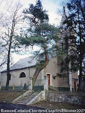 Császlóci római katolikus templom