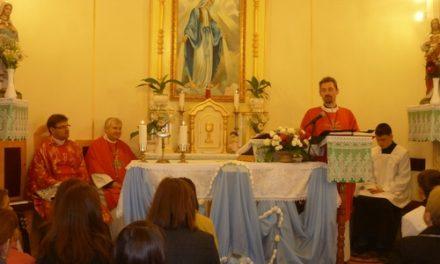 75 év után újra Szent Misszió Rahón, a Munkácsi Egyházmegyében