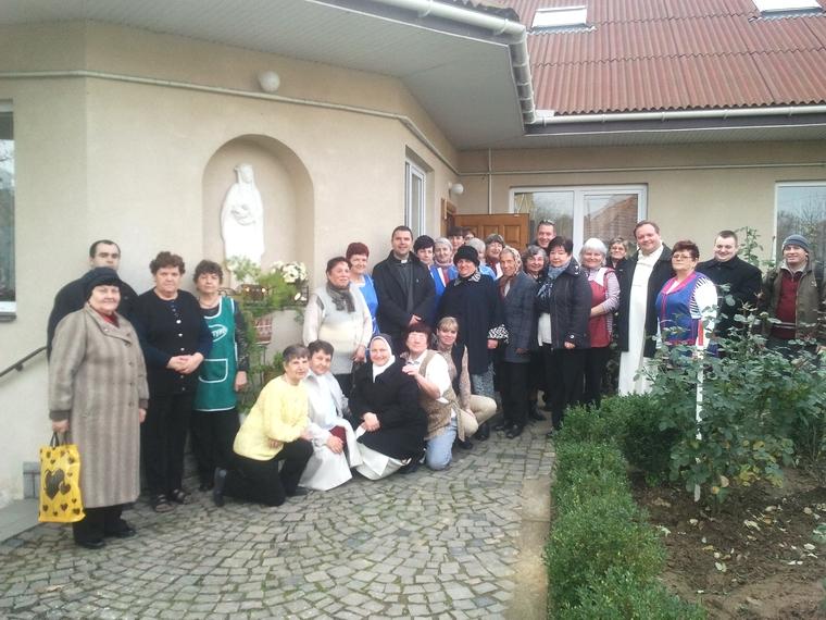 Szent Erzsébet ünnepe a munkácsi melegedőben