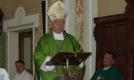 Kósa Antal moldáviai püspök látogatása Kárpátalján