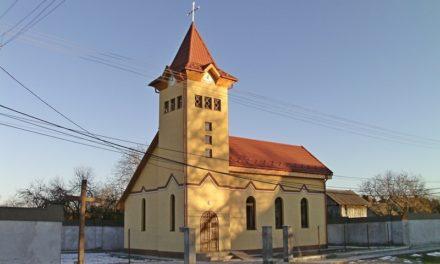 Templomszentelés Beregdédán
