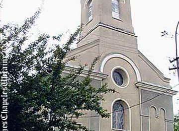 Csapi római katolikus templom