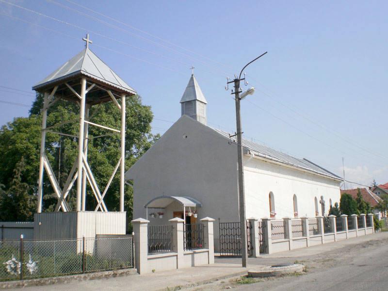 Homoki római katolikus templom