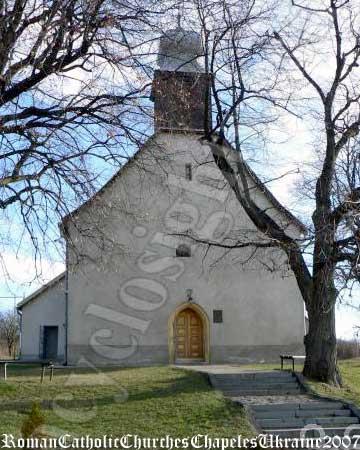 Gerényi római katolikus templom