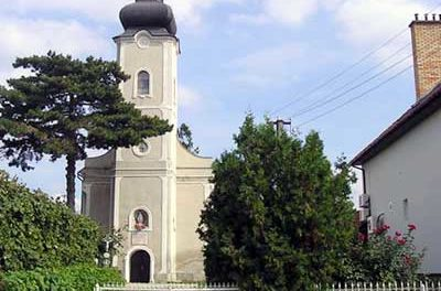 Őrdarmai római katolikus templom