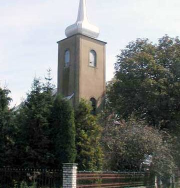 Ráti római katolikus templom