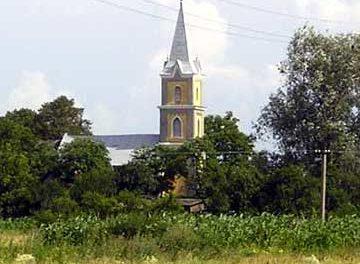 Szürtei római katolikus templom