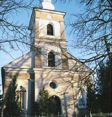 Viski templom