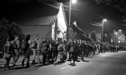 Október 23-a alkalmából éjszakai zarándoklatra hívják a fiatalokat Kárpátaljáért