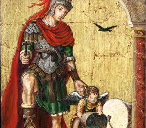 Szent Márton, a katona