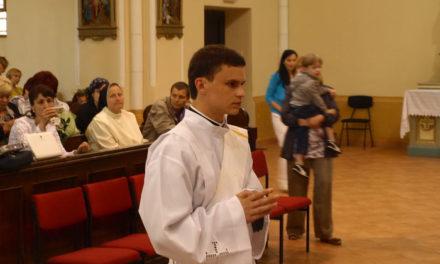 Papszentelés egyházmegyénkben