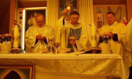 A megszentelt élet évének lezárása egyházmegyénkben