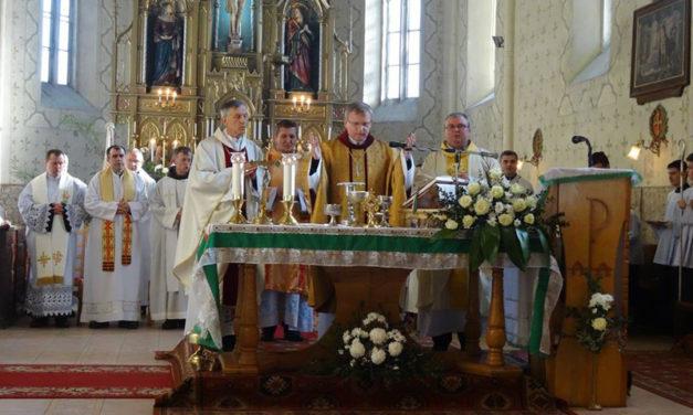 Szent László-Év megnyitása Kárpátalján