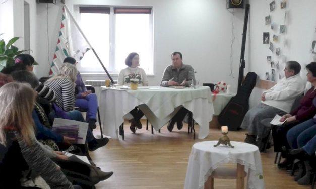 Lelkinapot tartott a Munkácsi Szent Mónika közösség