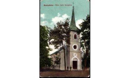 Kárpátalja anno: Bustyaháza római katolikus temploma