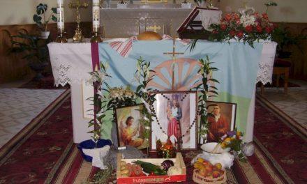 Katolikus cigányok találkozója Visken