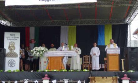 Kettős ünnep Nagybakoson