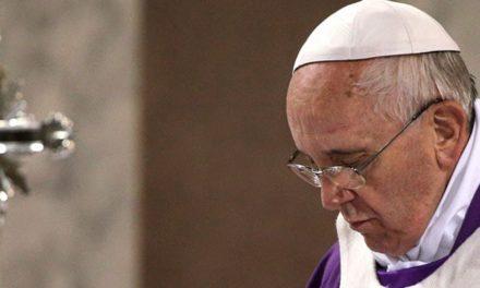 """Ferenc pápa nagyböjti üzenete – """"A gonoszság megsokasodása miatt sokakban kihűl a szeretet"""""""
