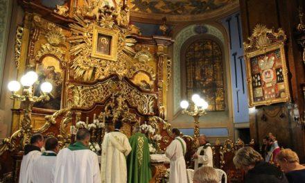Egyházmegyei zarándoklat Máriapócson