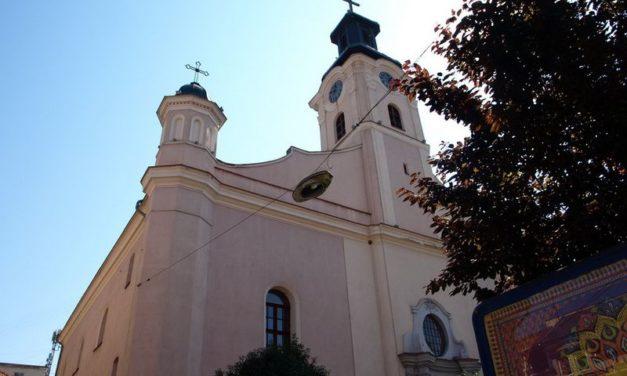 Ungvár. Szent György templom