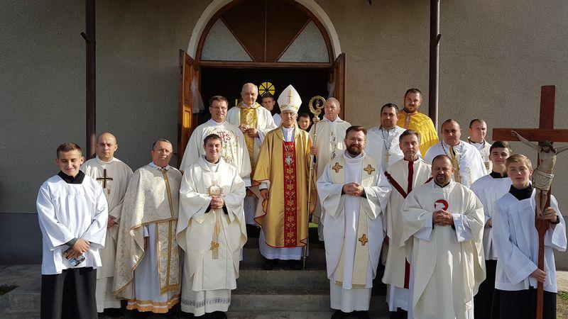 20 éves a nagybocskói Szent Imre templom
