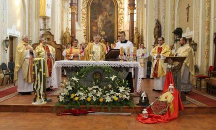 Szent Mártont követni – A székesegyház és az egyházmegye búcsúja