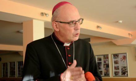 Radosław Zmitrovicz püspök beszámolt A házasság és a család szentségének évéről a Katolikus Egyházban