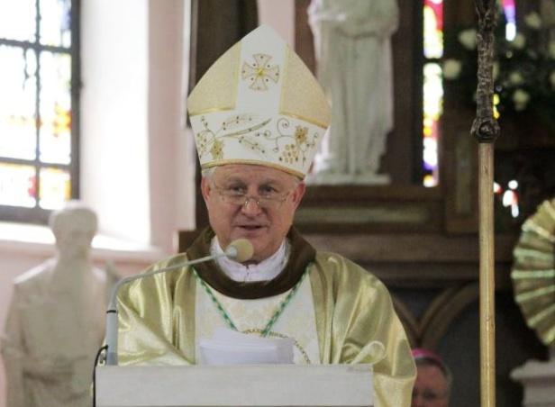 Püspöki kinevezés Odesszában