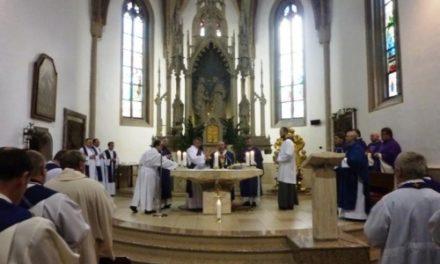Konferenciával emlékeztek Iglódy István minorita vértanúra Tőketerebesen