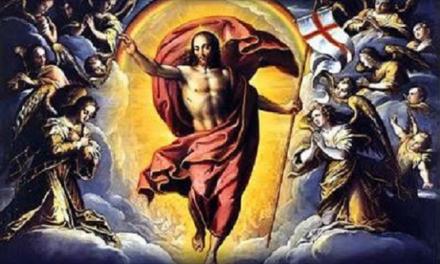 Az Atya megdicsőült az Ő Fiában a kereszten