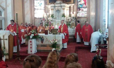 Szent György búcsú Ungváron