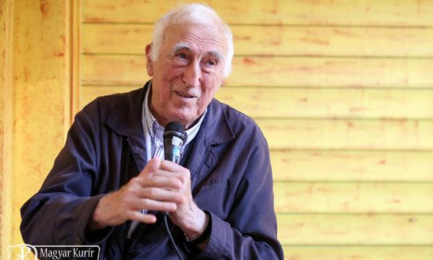 Elhunyt Jean Vanier, a Bárka közösség alapítója