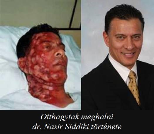 Otthagytak meghalni – dr. Nasir Siddiki története