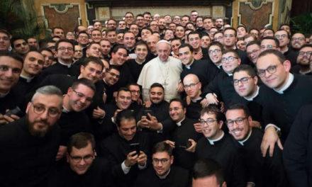 Ferenc pápa üzenete a hivatások 56. világnapjára