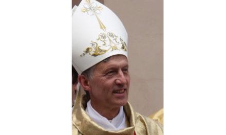 Majnek Antal püspök az új segédpüspök kinevezéséről