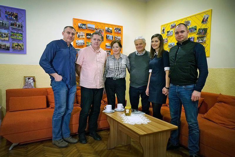 Dr. Csókay András és felesége, Altay Daniella tanúságtétele Beregszászban